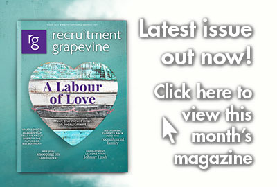 Recruitment Grapevine Magazine Latest Issue