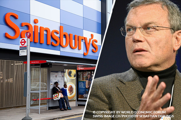 Backlash over Sorrell's pay cheque as CEO pay row continues