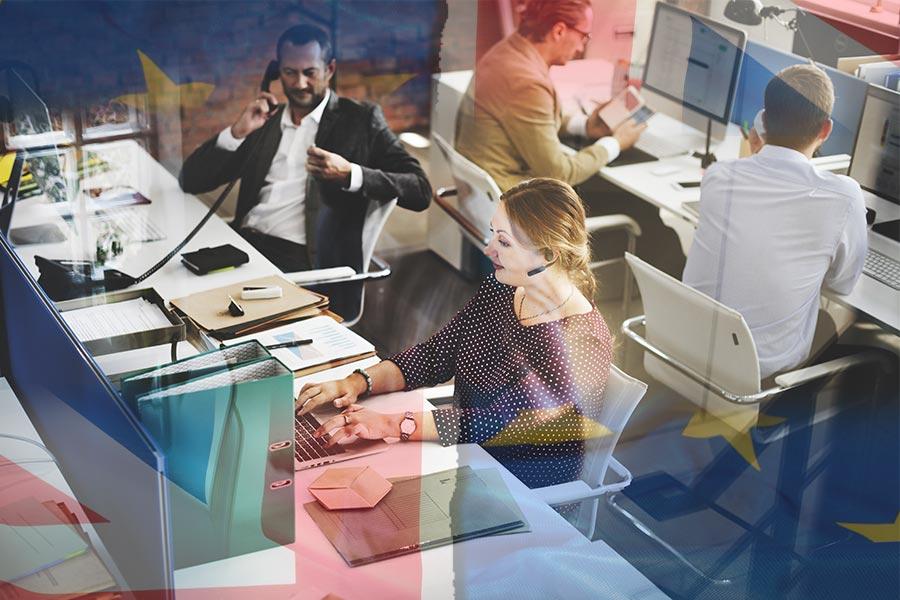 APSCo reports surge in temp jobs post-Brexit