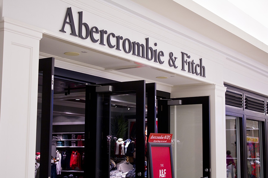 Abercrombie & Fitch sued for £27m over employee dress code row