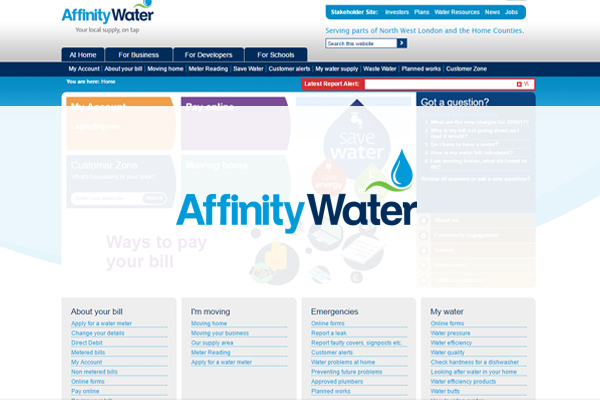 Affinity Water appoints new People Director