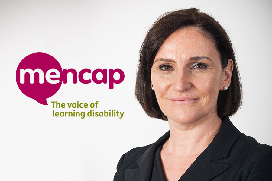 Five minutes with: Angela Buxton, Director of People at Mencap