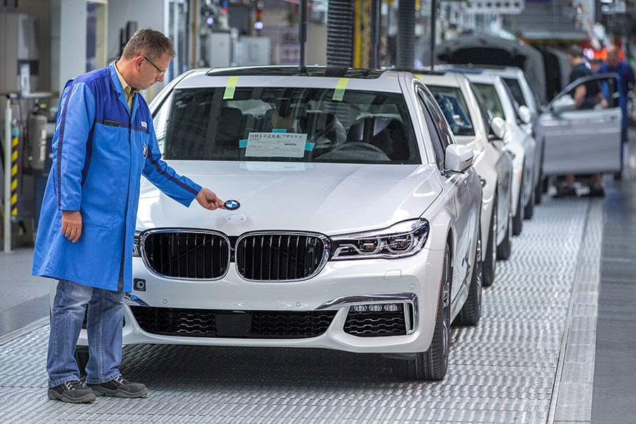 BMW to close final salary pensions