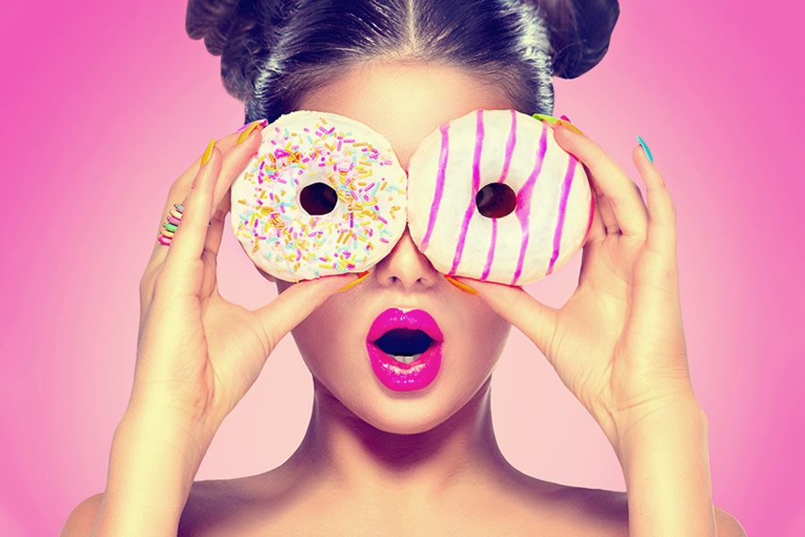 Doughnut shop slammed for 'anti-vegan' job ad