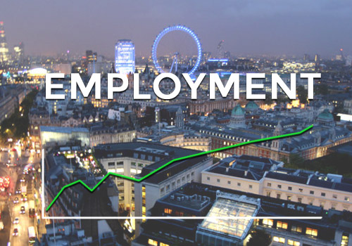 Professional Services drives up London recruitment