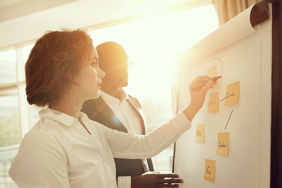 How to recruit talent for an unknown start-up