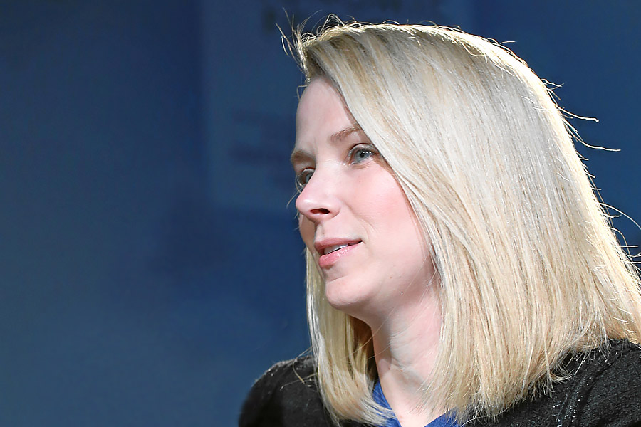Marissa Mayer reveals how to work 130 hours a week...
