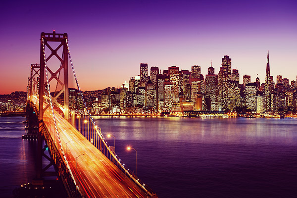 Could you recruit in San Francisco?