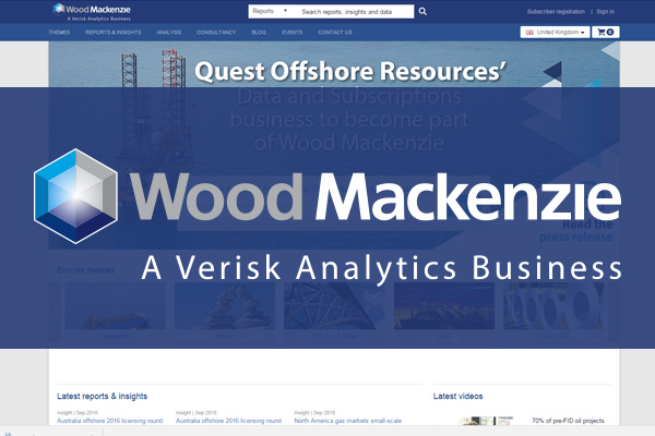 Wood Mackenzie appoints new Vice President Human Resources