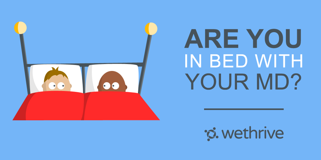 Are you in bed with your MD? - 7 Top tips every Strategic HR Director should know