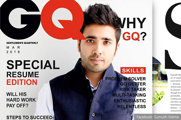 GQ CV lands candidate role without single interview