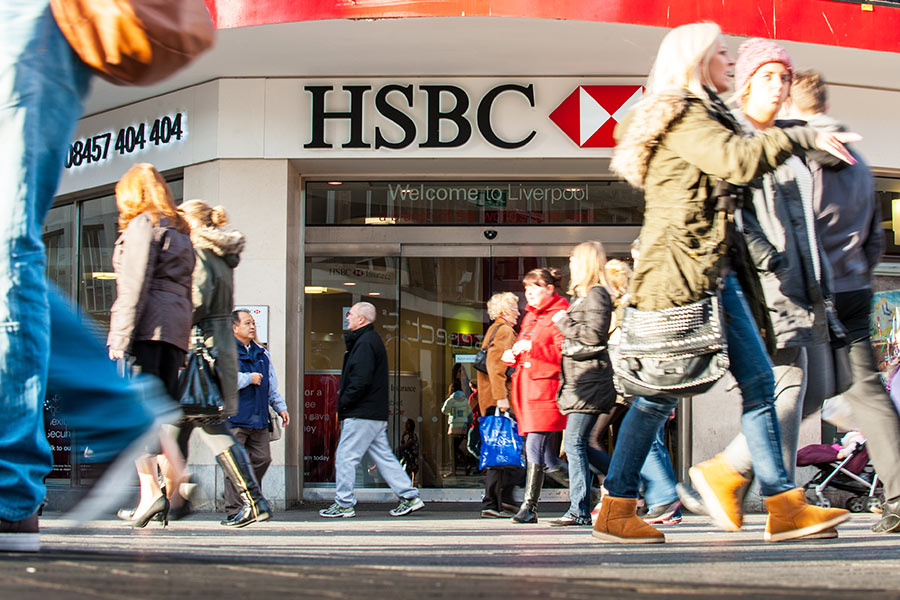 HSBC hires recruitment firm to find top tier executive talent