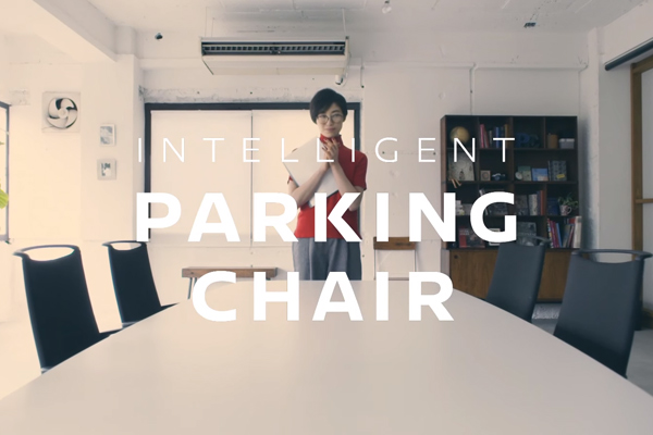 Are self-parking office chairs the future?