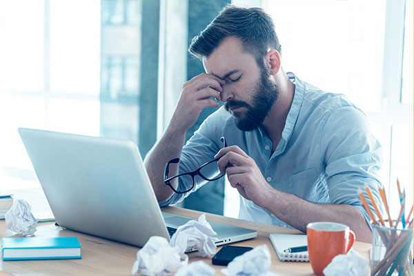 What you're not doing that's stressing out your workforce