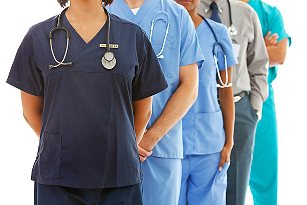 Staffing agencies look to ease nursing crisis