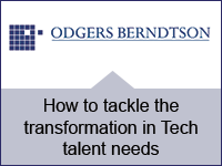 How to tackle the transformation in Tech talent needs