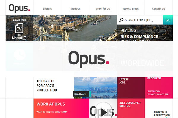 Opus Recruitment Solutions hires IT Director