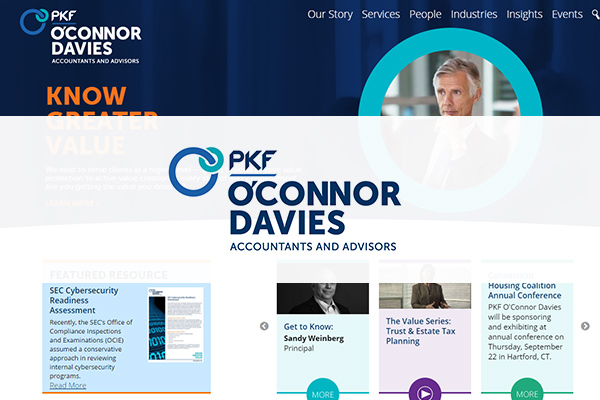 PKF O'Connor Davies hires Chief Human Resources Officer