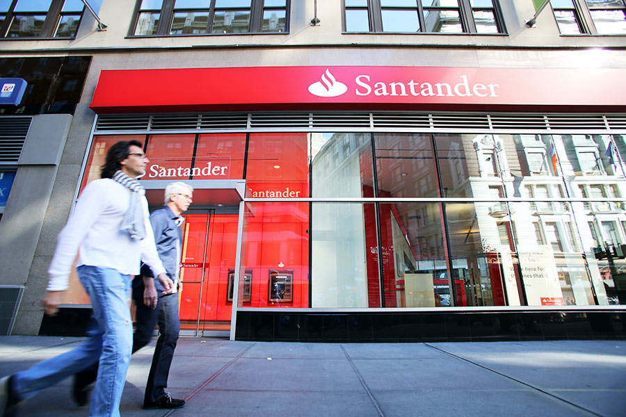 Santander UK Chair: