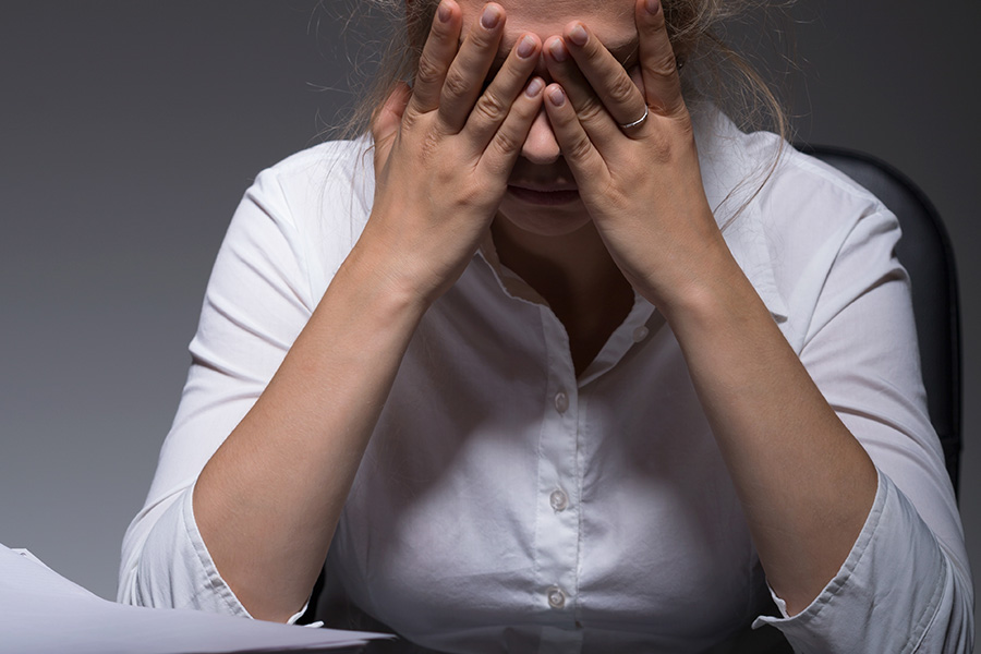 1 in 3 experience mental health issues in the workplace