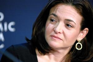 5 big facts from Sheryl Sandberg's study of women at work