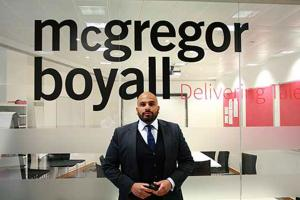 McGregor Boyall appoints new Associate Director