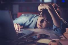 Over 200,000 working days lost due to a lack of sleep