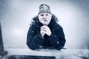 What HR needs to know about office temperatures this winter