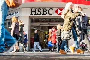 HSBC hires rec firm to find top tier executive talent