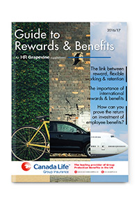 Guide to Rewards and Benefits 2016