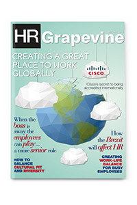 HR Grapevine Magazine August Edition