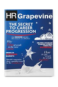 HR Grapevine Magazine July Edition