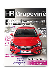 HR Grapevine Magazine June Edition